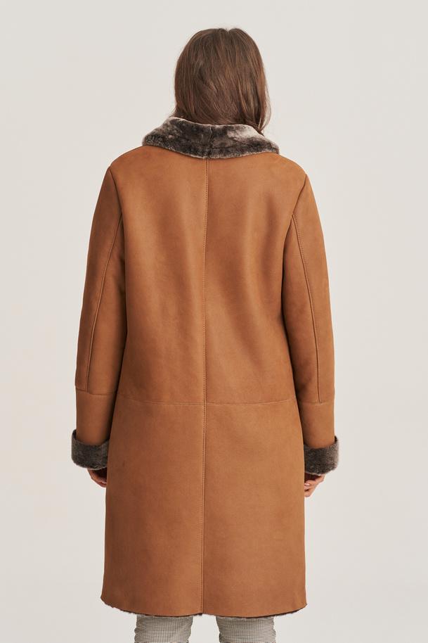 Dámský kožešinový kabát - Dámský kožich